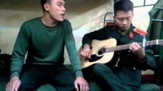 Guitar cover Fb: Hoàng Thái Học viên trường Sĩ quan chính trị - Bắc Ninh