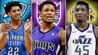 The Worst NBA Draft Decision For Every Team In The Past 5 Years