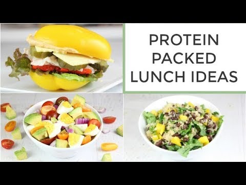 hqdefault - 3 Easy Healthy Protein Packed Lunch Ideas
