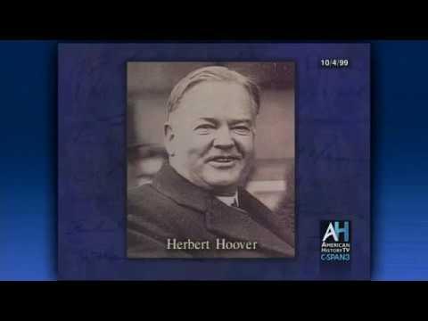 Life Portrait Herbert Hoover