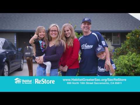 Habitat for Humanity of Greater Sacramento ReStore