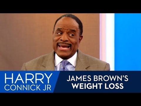 James Brown Lost 80 Pounds
