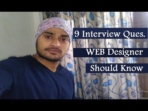 Web Designing Interview Question Answer By Ashish Mishra Hindi Urdu From Testy Codeiz Youtube