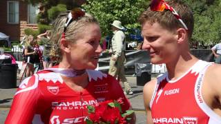 Bahrain Endurance 13 - Jodie Swallow / Brent McMahon