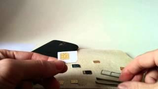 Howto: Hybrid-Slot mit zwei SIM-Karten und eine microSD-Karte: Teil 1
