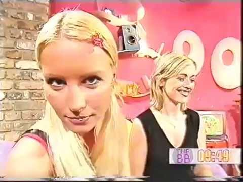 Denise Van Outen leaves Channel 4's The Big Breakfast 1 Jan 1999