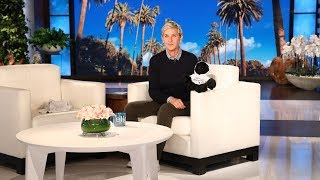 Ellen Wants to Go Fund the Gorillas