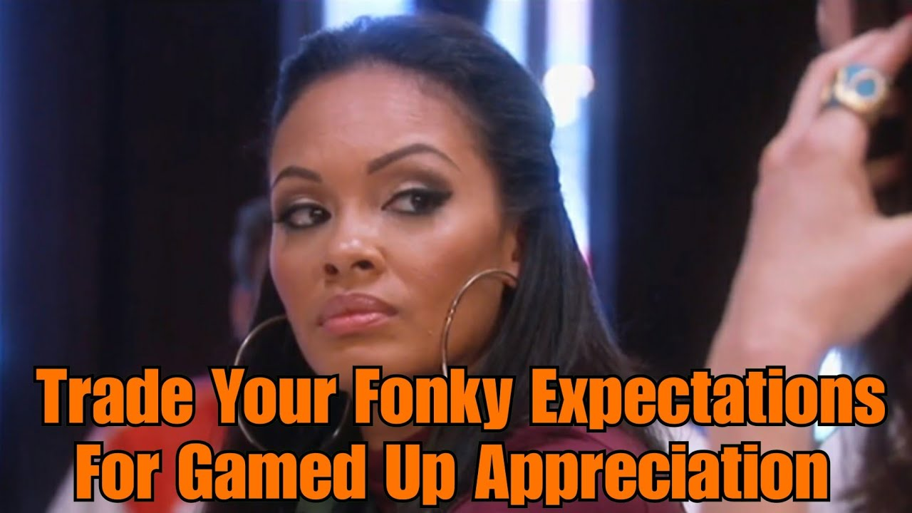 Trade Your Fonky Expectations For Gamed Up Appreciation