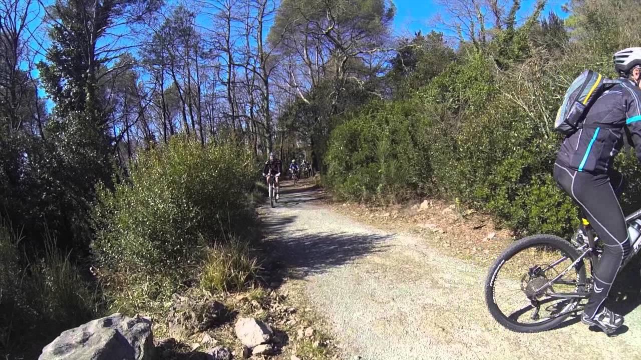MTB Monte Marcello Cai Parma 2015 - YouTube