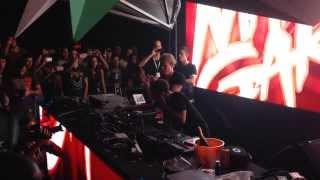 Martin Garrix & Julian Jordan & Will Sparks @ East end Studios Milano Overmind