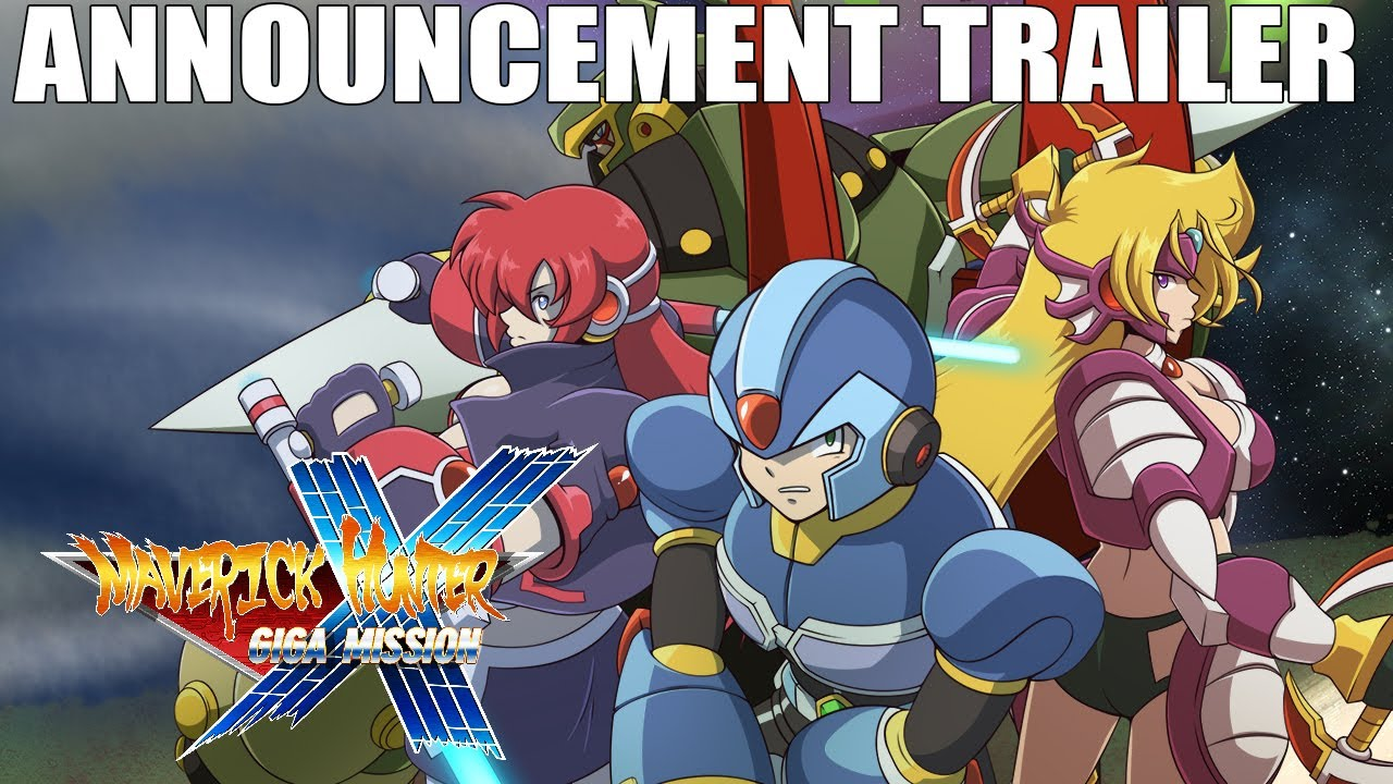 Update) There's a Mega Man X fan game on the way and it