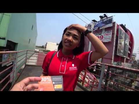 1000 Hello's Walk CALOOCAN CITY in Metro Manila😃 - Philippines Fun