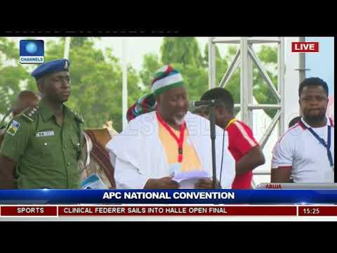 APC Nat'l Convention: Show Spirit Of Internal Democracy, We Are Under Watch, Badaru Tells Contenders