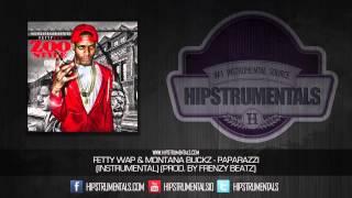 Fetty Wap & Montana Buckz - Paparazzi [Instrumental] (Prod. By Frenzy Beatz)