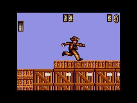 Indiana Jones and the Last Crusade (1992) - Mega Drive  