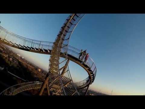 Tiger & Turtle — Magic Mountain 2