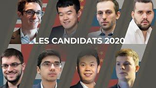 Le tournoi d'échecs des Candidats - On suit le numéro 1 Français Maxime Vachier Lagrave (R1)