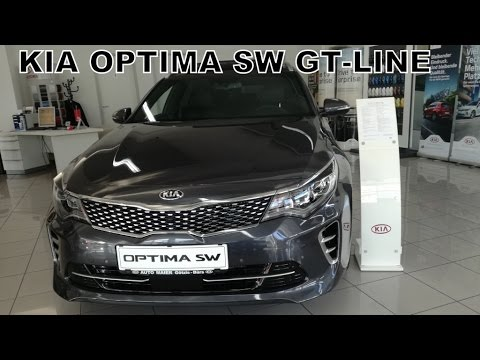 2017 kia optima sw gt line 1 7 crdi in depth review exterior interior youtube. Black Bedroom Furniture Sets. Home Design Ideas