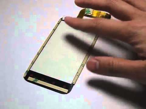 How To Add Adhesive Tape Or Strip To Your Digitizer Touch Screen Replacement