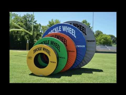 Fisher Athletic Tackle Wheels