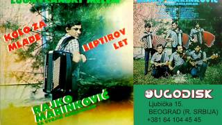 Ansambl Rajka Marinkovica Budze - Gocino kolo - (Audio 1983)