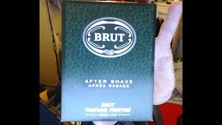 Brut After Shave Review