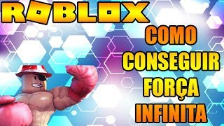 ROBLOX-HOW TO GET INFINITE STRENGTH IN BOXING SIMULATOR 2 (NEW)