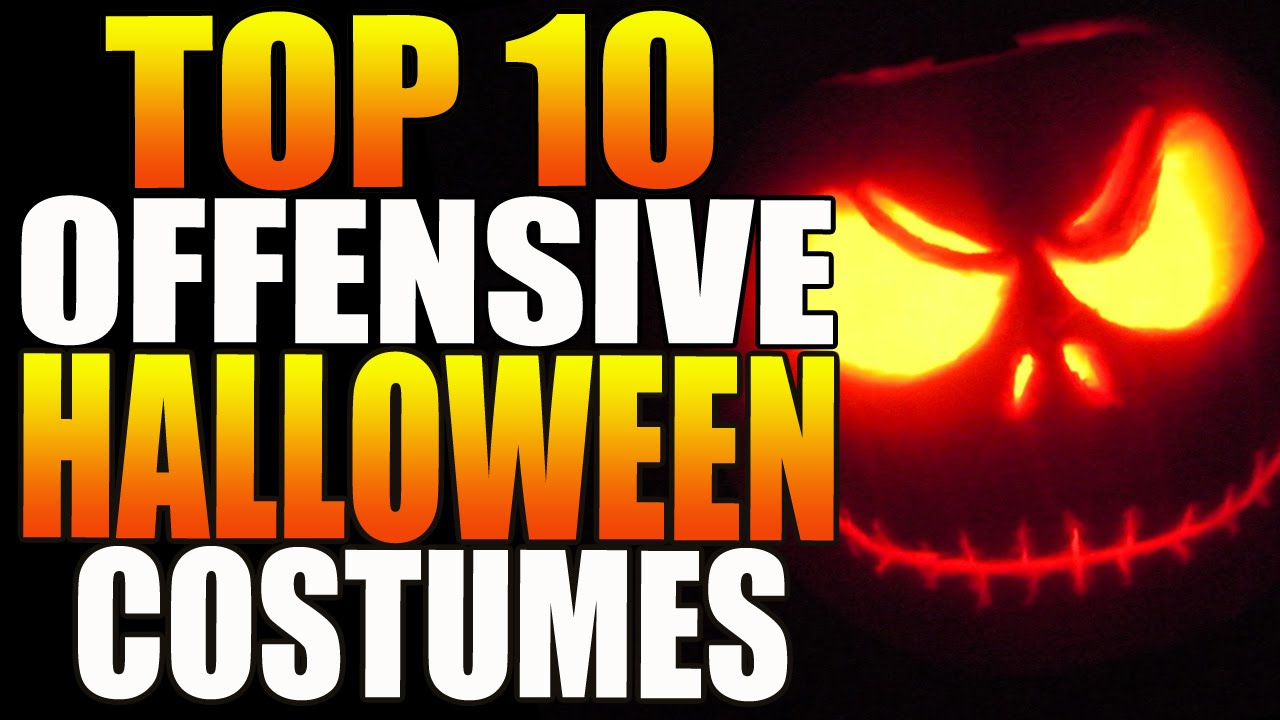 call of duty black ops the top 10 most offensive halloween costumes of 2015 youtube