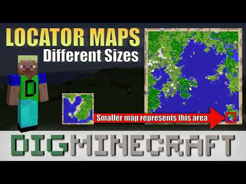 How to Use a Map in Minecraft