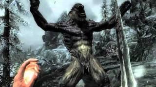 The Elder Scrolls 5: Skyrim - Der offizielle Gameplay-Trailer