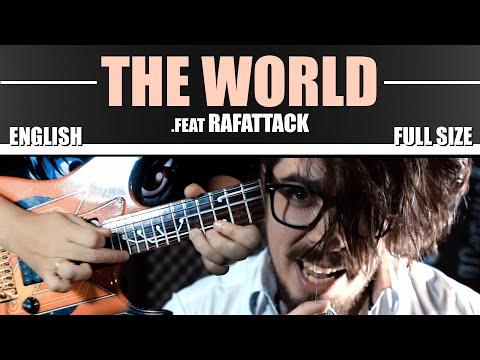 "Death Note (Opening) - ""THE WORLD""   ENGLISH   Guitarrista de Atena feat. Rafael Vidaurre"