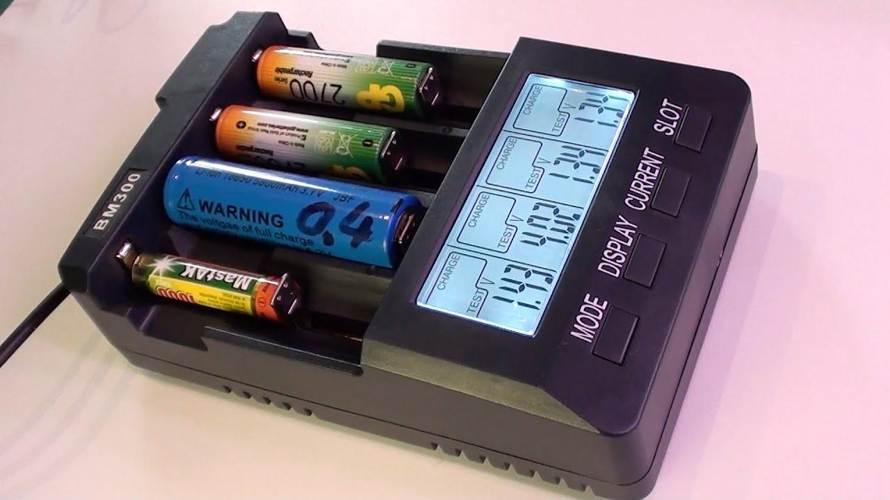 Ключевые характеристики: типоразмер: c, aa, 26650, 25500, 22650, 18700, 18650 (168a), 18500, 18350, 17670, 17500, 14650, 14500, aaa, 16340 (r123), 10440; питание: от автомобильного прикуривателя, от сети; зарядный ток, до 1000 ма; аккумуляторы в комплекте: без аккумуляторов. Xtar vc4.