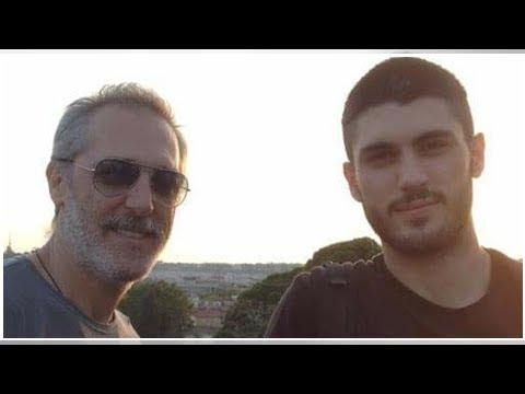 Liberato il figlio dell'attore Marcello Mazzarella: «Il vostro amore e la vostra solidarietà mi h...