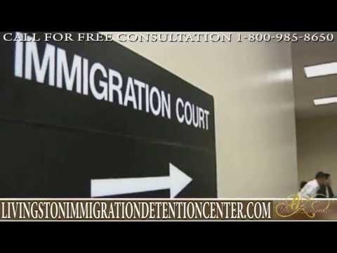 LIVINGSTON IMMIGRATION DETENTION CENTER