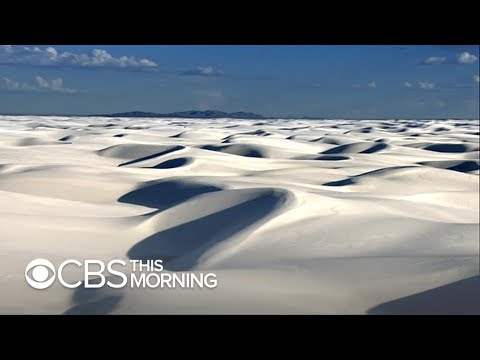 Proposal to make White Sands a national park faces hurdles