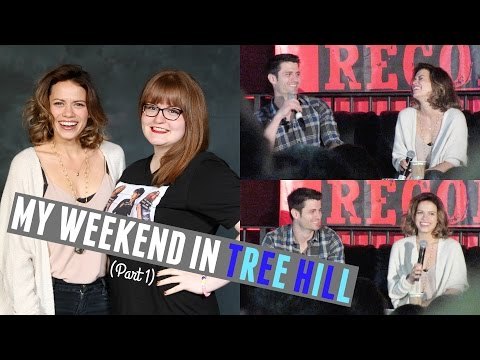 ONE TREE HILL CONVENTION 2016 PART 1 | Meeting Bethany Joy Lenz + Naley Q&A