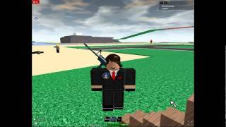 ROBLOX C.I.A MISSION Episode 4: Hit And Run