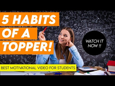 5 SECRET HABITS