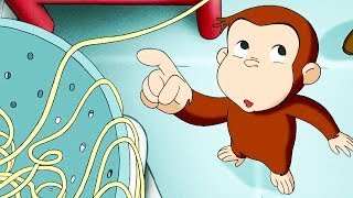 Curious George 🐵George Measures Up 🐵Kids Cartoon 🐵Kids Movies 🐵Videos for Kids