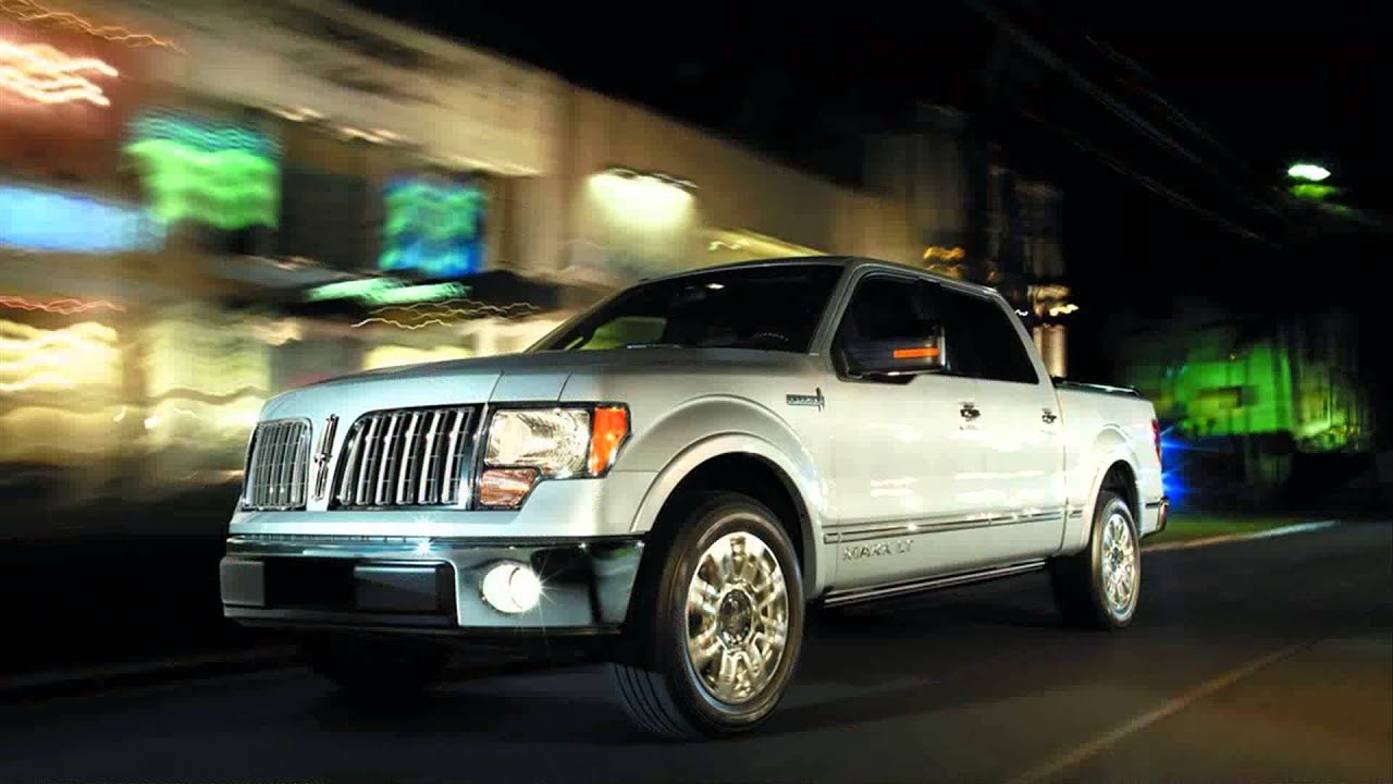 lincoln mark lt 2014