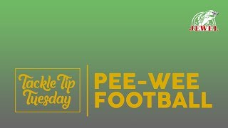 #TackleTipTuesday: Pee Wee Football Jig