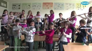 NUVO Musikklasse Biedenkopf - Erste Töne