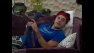 Dan Gheesling: Big Brother 14 Favorite Moments