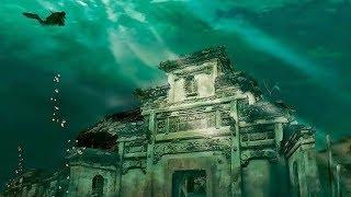 पानी में डूबी द्वारका नगरी की कहानी| The lost city of Dwarka|Dwarka Mythical City Found Under Water