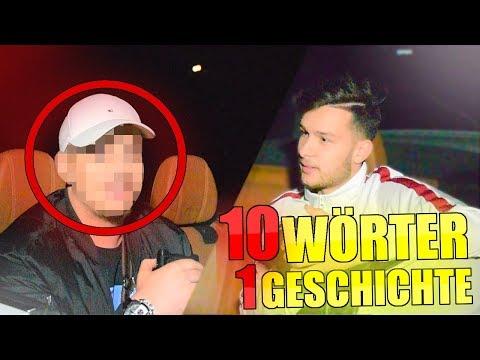 ALBANER ERZÄHLT wie er GELD macht !  10 WÖRTER 1 GESCHICHTE  Denizon