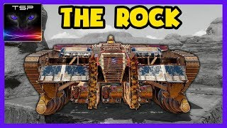 Crossout #440 ► The Mighty ROCK TANK - Massive Triple Fortune Build