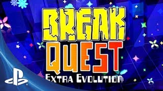 BreakQuest: Extra Evolution Launch Trailer