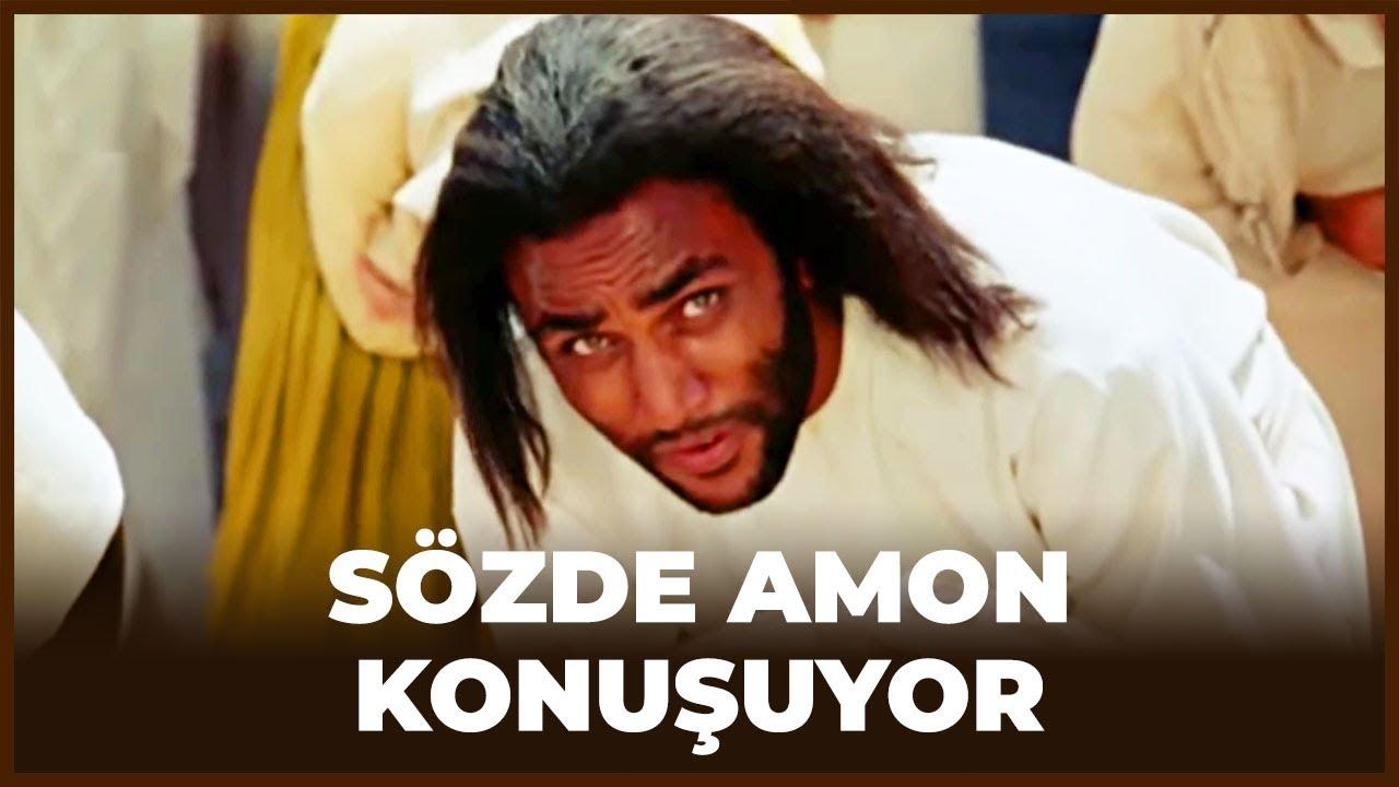Amon Rahipleri Putlara Dublaj Yapıyor! - Hz Yusuf 17. Bölüm