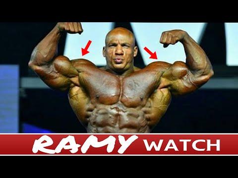 BIG RAMY SHOULDER SURGERY?