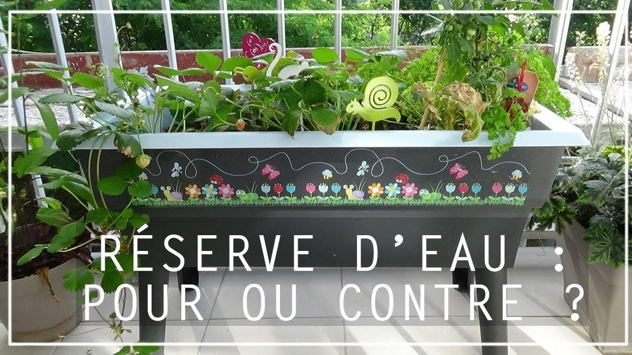 Planter Herbes Aromatiques Jardiniere ? potager en pot : mon avis sur les jardiniÈres À rÉserve d'eau ?